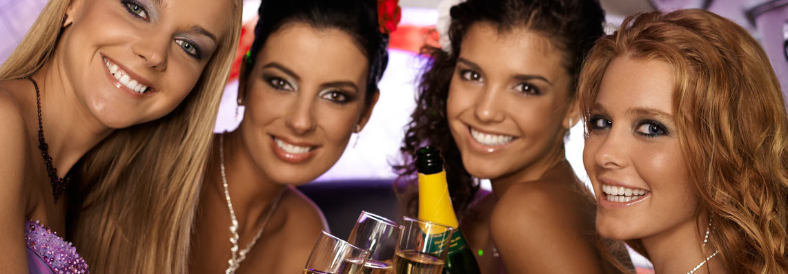 Atlanta Bachelorette Party Limo Rentals