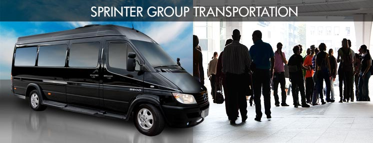 Atlanta Minibus Group Transportation Services