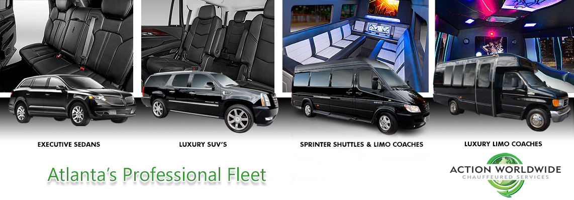 First-Class Corporate Car & Shuttle Services