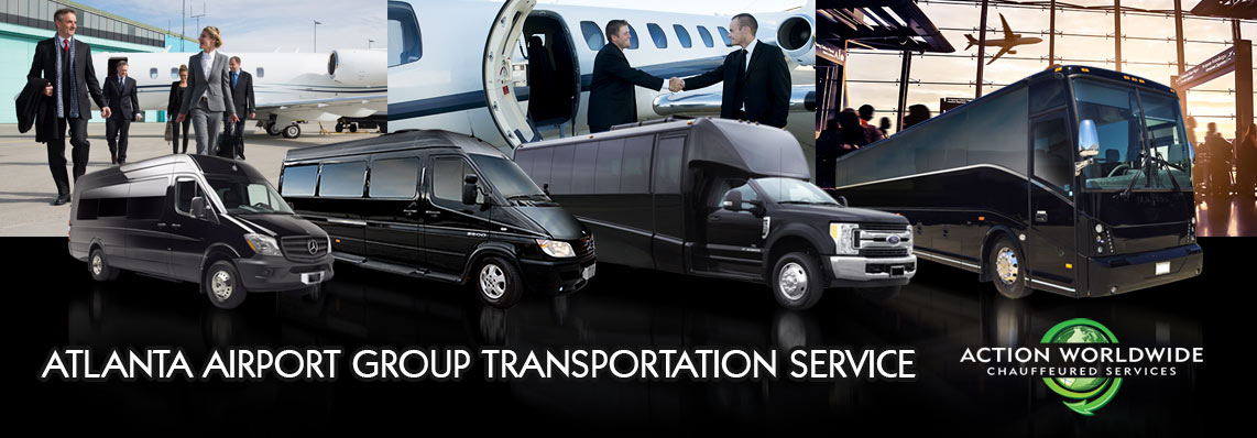 ATL - Atlanta Airport private shuttle services