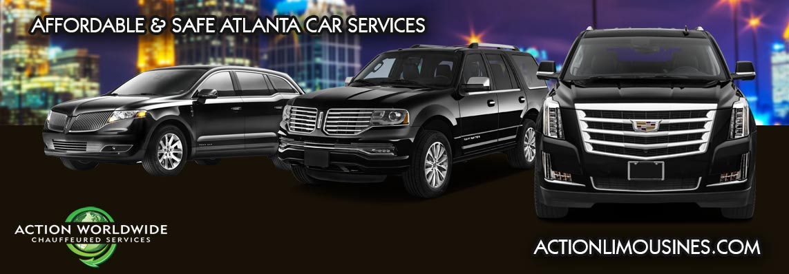 Mercedes-Benz Stadium car services - Falcons Car Service