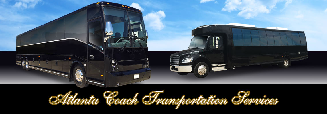 Atlanta Corporate Coach Transportation