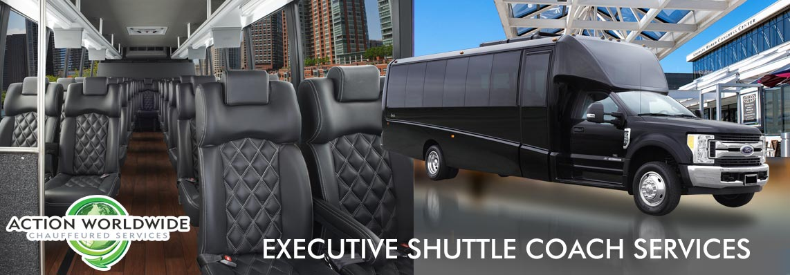 Atlanta Convention Shuttle Service - Private Executive Shuttle Rentals