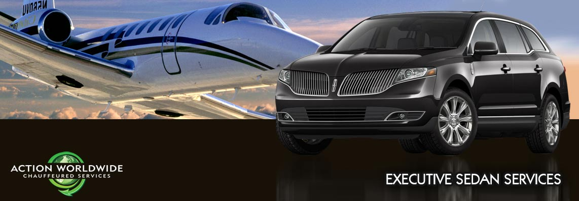 Executive Sedan Service to Atlanta International Airport Atlanta