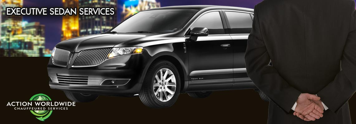 Executive Sedan Car Services in Atlanta