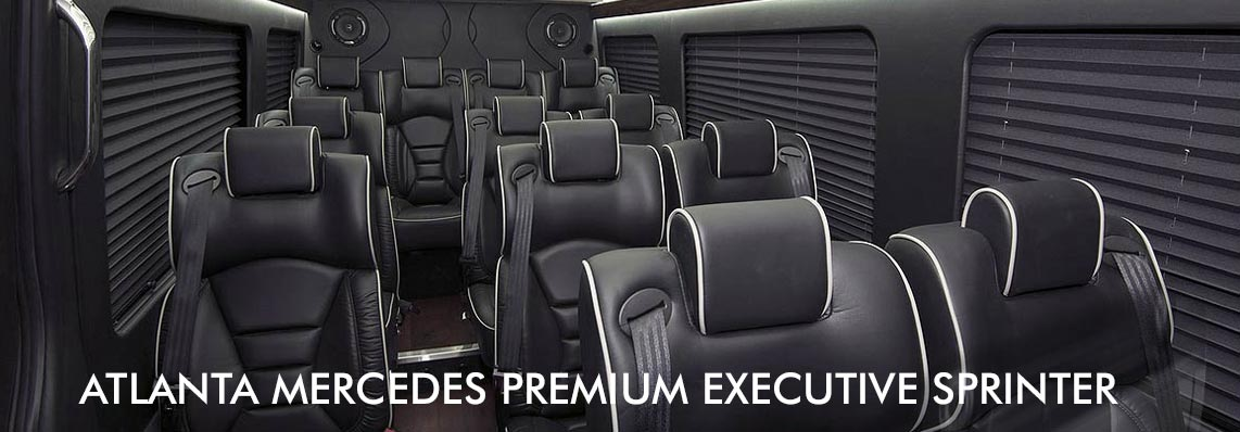 Atlanta United SOCCER FC EXECUTIVE SPRINTER COACH SERVICES