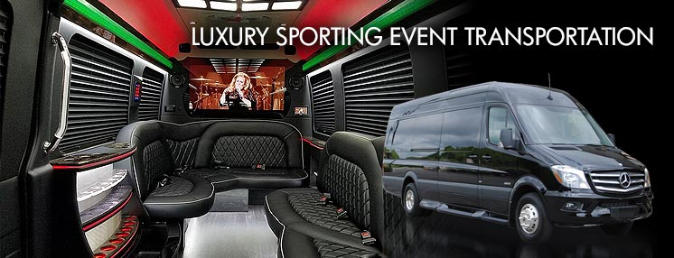Mercedes-Benz Stadium Limo Services