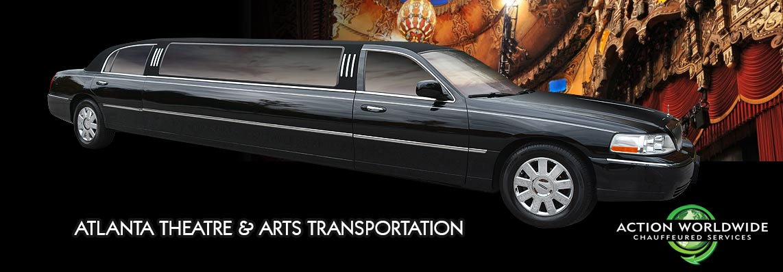 Atlanta Theatre Limousine Services