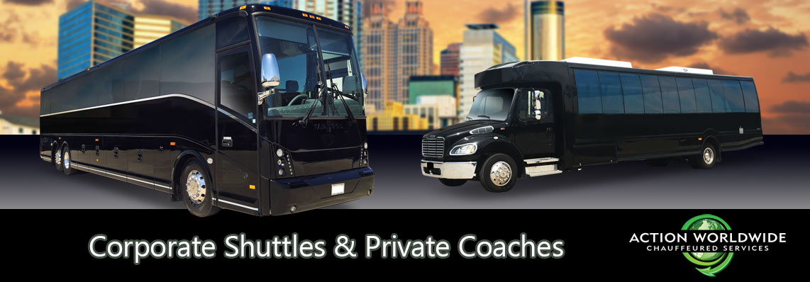 Motorcoach Transportation Services in Atlanta, GA