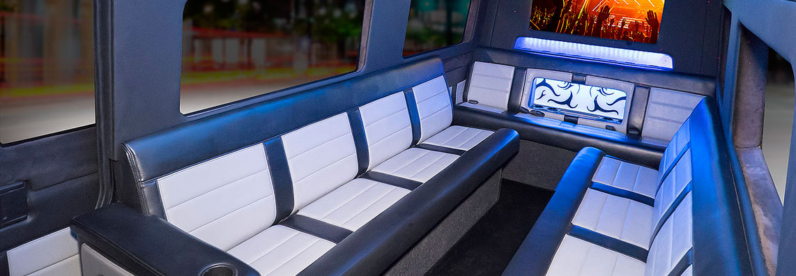 Atlanta Party Bus RENTAL