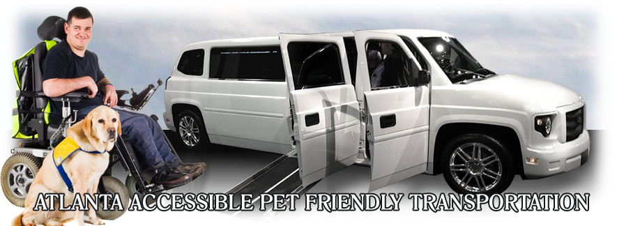 Accessible Pet Friendly Transportation Services