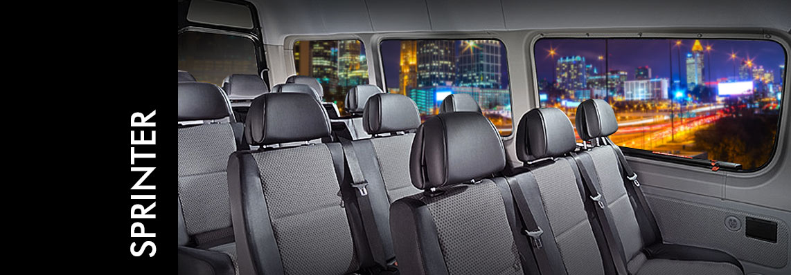 Executive Coach Shuttle Transportation Atlanta