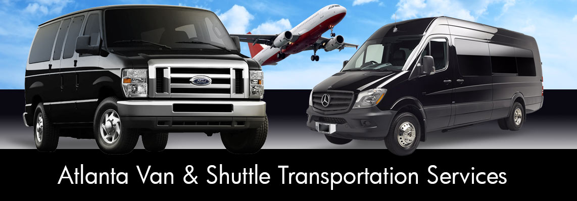 Atlanta AIRPORT Sprinter Shuttle & VAN Services