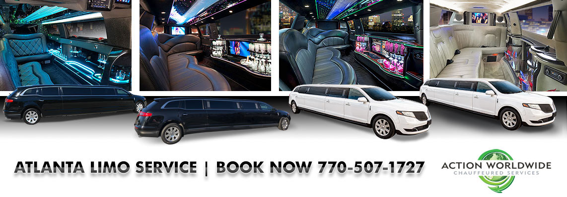 Atlanta Valentine Day Limousine Services - Valentine's Day Transportation in Atlanta, GA