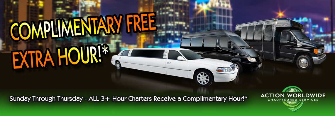 Atlanta Limo Discounts Services