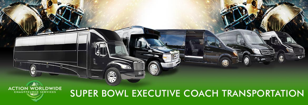 Super Bowl Group Transportation