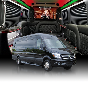 special occasion limousines